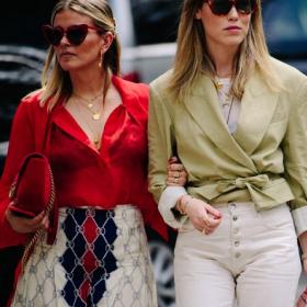 Street style вдъхновения: Седмицата на модата в Тбилиси #2