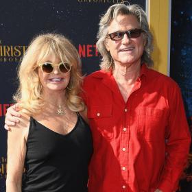 Обичта на известните: 35 години заедно и пак гушнати Голди Хоун и Кърт Ръсел