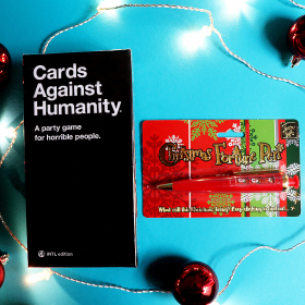Cards Against Humanity & Christmas Fortune Pen