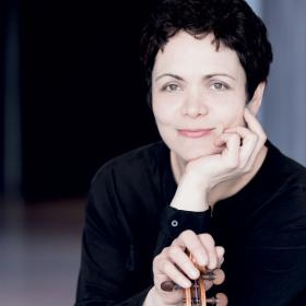 Табеа Цимерман в Софийската филхармония