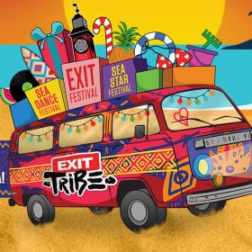 Pass-ове за още два фестивала ще получи всеки, закупил билет за EXIT!