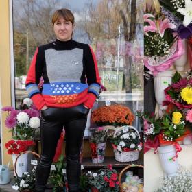 Величка, Пенка и Ирена плетат на една кука пуловери за Chopova Lowena по 545 паунда всеки