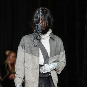 Fall 2019 Menswear: Kiko Kostadinov