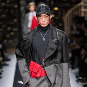 Fall 2019 Menswear: Fendi