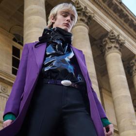 Fall 2019 Menswear: Givenchy