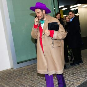 Street style вдъхновения: Мъжкото Fall 2019 в Милано