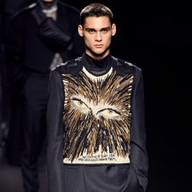 Fall 2019 Menswear: Dior