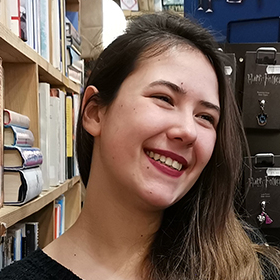 Надежда в Elephant Bookstore - книжарницата с приказките