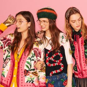 Gucci, Off-White и Balenciaga най-популярни, Dr.Martens и мъжки халат на Versace най-искани