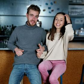 #ПредизвикахСе: Antoinette Pepe & Philipzdravei