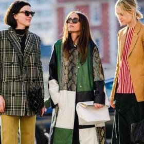 Street style вдъхновения: London calling