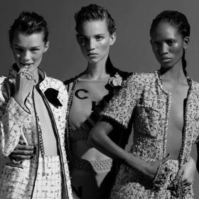 Ето я: Последната рекламна на Chanel, заснета от Карл Лагерфелд