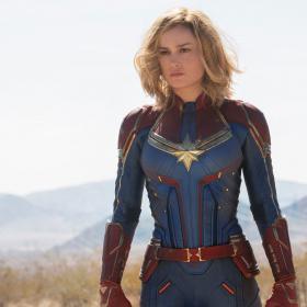 От тийн звезда до Captain Marvel: Модно-физическата еволюция на Бри Ларсън