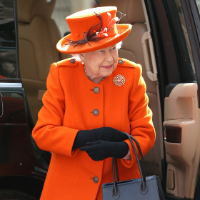 Кралицата пусна първия си пост в Instagram