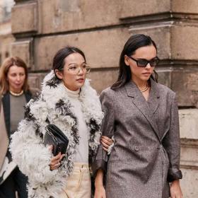 Street style вдъхновения: Paris, nous t'aimons