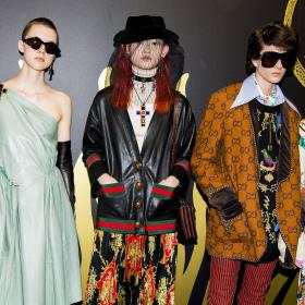Круизът на Gucci заминава за Рим