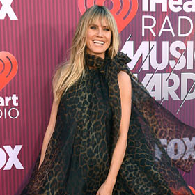 iHeartRadio Music Awards: Какво облякоха Хайди и компания