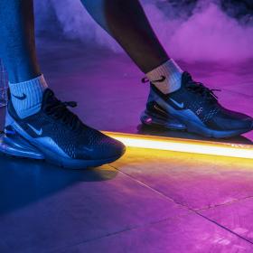 След култовите 180, 93 и 97 идва 270: Новите Nike Air Max