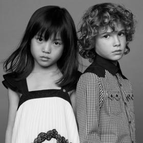 We love: Клеър Уайт Келър и първата й Givenchy Kids колекция