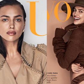 We love: Ирина за бразилския Vogue