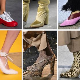 Най-скъпите и най-красиви обувки от дефилетата на Големите или какво ще се носи тази есен