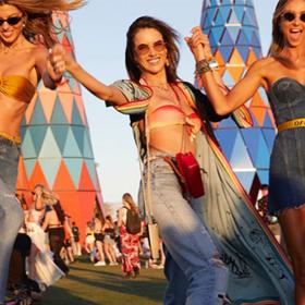 It's that time of the year: Звездите на Coachella 2019