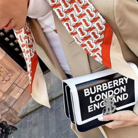 #ootd: B for Burberry