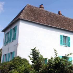 Дизайн за вдъхновение: Наемаме си къщата на Клод Моне