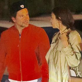 Обичта на известните: Брадли и Ирина на романтична вечеря
