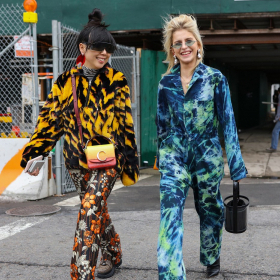 Lunchtime shopping: To die for Tie-dye