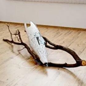 """Изложбата за съвременно изкуство """"Чуйте ни – Артистичен интелект"""" вече и с 3D разходка"""