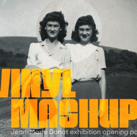 Vernacular MashUp! - зложба с намерена фотография на Жан-Мари Дона