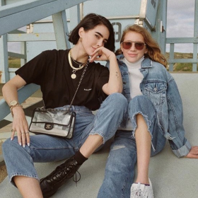 Street style вдъхновения: All you need is Love и Chanel-а на Карл