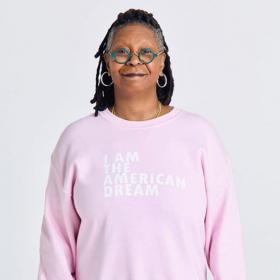 Dubgee: Линията дрехи на Упи Голдбърг