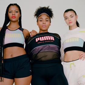80s are back: Puma x Sophia Webster