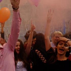 ФОТОБЪСТЪР: София през обектива на италинския фотоколектив Чезура
