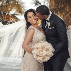 Синът на Майкъл Джордан и българката Радина вдигнаха пищна сватба