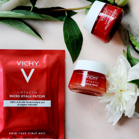 WINT IT! Stealing BEAUTY with VICHY LIFTACTIV BOX!