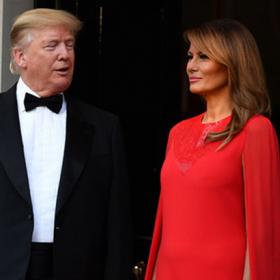 Тръмп сравни Мелания с Жаклин Кенеди