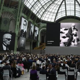 Karl For Ever: Как мина вечерта в памет на Лагерфелд