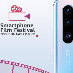Huawei кани всички на прожекция на трите най-добри филма от Huawei Smartphone Film Festival