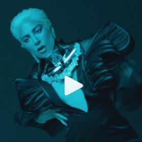 Гага все пак пусна грим серията си