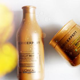 ABSOLUT REPAIR - златен стандарт в професионалната грижа за коса