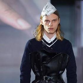 Възприятие за упадък и нормите на Висшата мода на Галиано за Margiela