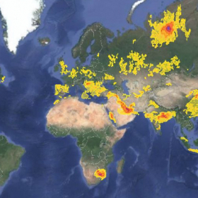 Мила родна картинка: България в ТОП 20... на най-замърсяващите със серен диоксид държави в света