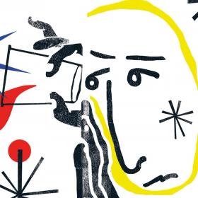 Пиршество от цветове, форми, фигури и духовити послания на много млади автори в пространството на КО-ОП