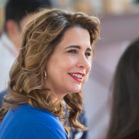 Кралят на Йордания назначава сестра си Хая на дипломатически пост, за да я спаси от завръщане в ОАЕ