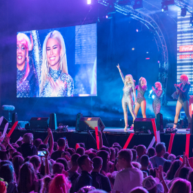 Грандиозен финал на Coca-Cola The Voice Happy Energy Tour 2019 в София