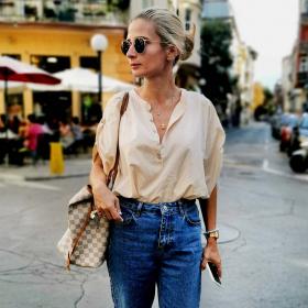 Sofia Street Style: Емилия