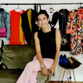 My Style: Камелия М. за леопардовите обувки и модерната класика в гардероба